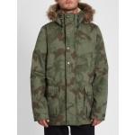 Volcom Lidward camouflage 2021 abrigo