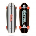 Long Island Ebony 29.5'' Surfskate completo