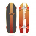Long island Sunset 29.8'' Surfskate completo