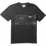 Vissla T&C Kole Kole pocket black heather 2022 camiseta