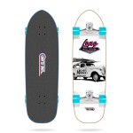 Long Island Maniacs 34'' Surfskate completo