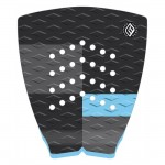 Madness Alley 1 piece blak blue pad de surf