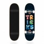"Tricks Monsters 7,25"" Skateboard completo"