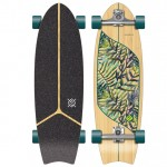 Flying wheels Moorea Leaf 31'' Surfskate completo