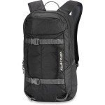 Dakine Mission Pro 18L black mochila