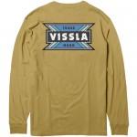 Vissla Disco Ochre 2022 camiseta manga larga