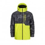 Horsefeathers Wright lime 2020 chaqueta de snowboard