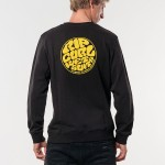Rip Curl Wetty black 2021 sudadera