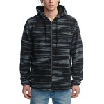 Globe Overcast zip thru shadow 2021 sudadera