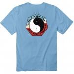 Vissla T&C Tribute Organic pacific blue 2022 camiseta