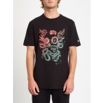 Volcom Pangeaseed black 2021 camiseta