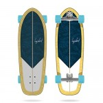 "Long Island Papaya 29,5"" surfskate completo"