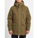 Volcom Starget military 2021 abrigo