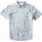 Vissla Sumbawa pacific blue 2021 camisa
