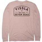 Vissla Plain Sailing streakin 2020 camiseta de manga larga