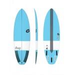 "TORQ 5'4"" PGR TEC EPOXY Tabla de surf"