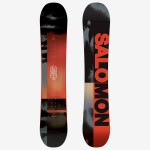 Salomon Pulse 2015 tabla de Snowboard