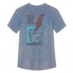 Arica Ray blue 2021 camiseta