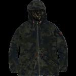 Element Stark Raglan camo 2019 abrigo
