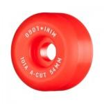 Mini logo A cut 54mm 101A red Ruedas de skateboard