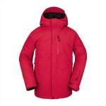 Volcom L Gore-tex red 2022 chaqueta de snowboard
