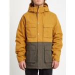 Volcom Renton Winter golden brown 2021 abrigo