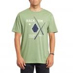 Volcom Rack Ball cactus green 2021 camiseta