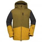 Volcom BL Stretch gore-tex resin gold 2021 chaqueta de snowboard