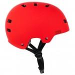 Bullet Deluxe T35 red casco de skateboard