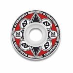 Hydroponic Lotus wheels red 53mm Ruedas de skateboard