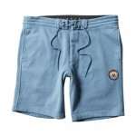 "Vissla Solid Sets 18.5"" sofa surfer vintage blue 2021 bermudas"