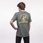 Hydroponic Sunday game green 2021 camiseta