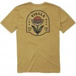 Vissla Sun Harvest pocket ochre 2022 camiseta