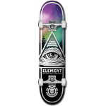 "Element Eye tripin boreal 8"" skateboard completo"