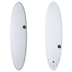 "NSP Funboard Elements 7.3 "" Tabla de surf"