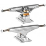 Independent 169mm Silver Raw Stage 11 ejes skate