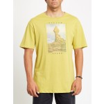 Volcom Stone stack olive 2021 camiseta