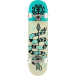 "Element Slithered 8"" skateboard completo"