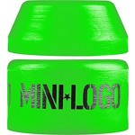 Mini logo soft green bushings