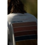Humble Sunset grey 2021 camiseta