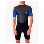 Rip Curl Omega 1.5 mm ss spring blue 2020 traje de neopreno
