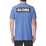 Globe Stickers II atoll blue/black 2020 camiseta niño