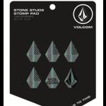 Volcom Stone stud iridiscent pad