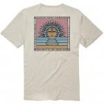 Vissla Sun God organic pocket bone 2022 camiseta