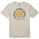 Vissla Sun Supply bone 2021 camiseta