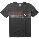 Vissla T&C Slider pocket black heather 2022 camiseta