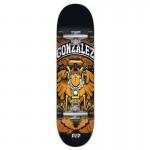 Flip Gonzalez Comix 7.88'' Skateboard completo