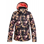 Roxy Torah Bright Jetty magnolia kvj6 2020 chaqueta de snowboard de mujer
