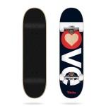 Tricks Love 7.25'' Skateboard completo