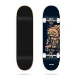 "Tricks Robot 8"" Skateboard completo"